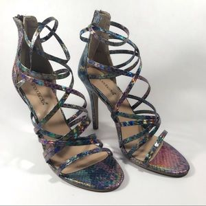 Joycelyn Mermaid Strappy Sandals